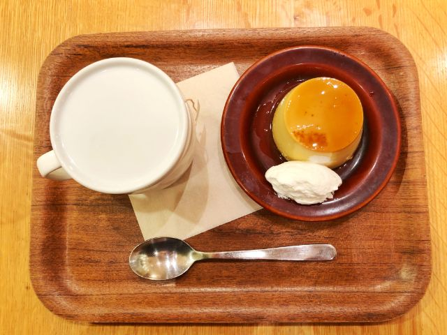 【無印カフェ】カフェ&ミールムジ(MUJI)名駅 デザートセット