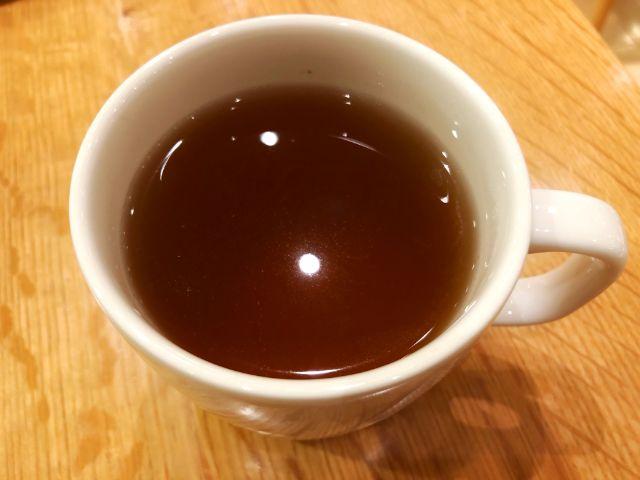 【無印カフェ】カフェ&ミールムジ(MUJI)名駅 黒豆茶