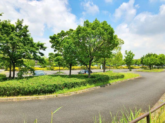 【とだがわこどもランド(戸田川緑地)】サービスセンター駐車場2