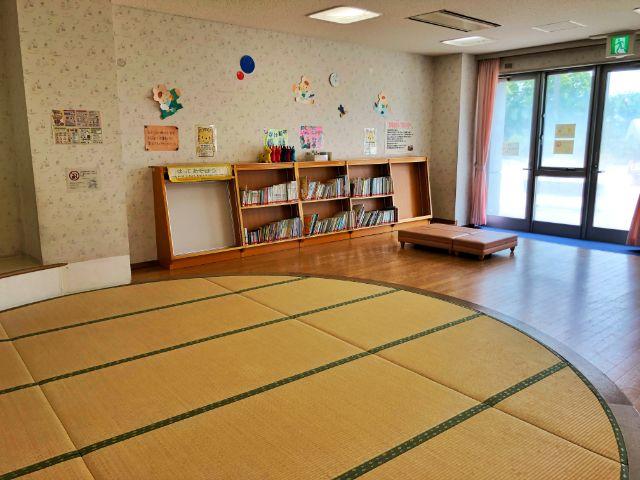 【とだがわこどもランド(戸田川緑地)】乳幼児室