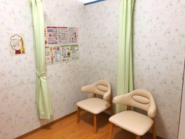 【とだがわこどもランド(戸田川緑地)】乳幼児室2