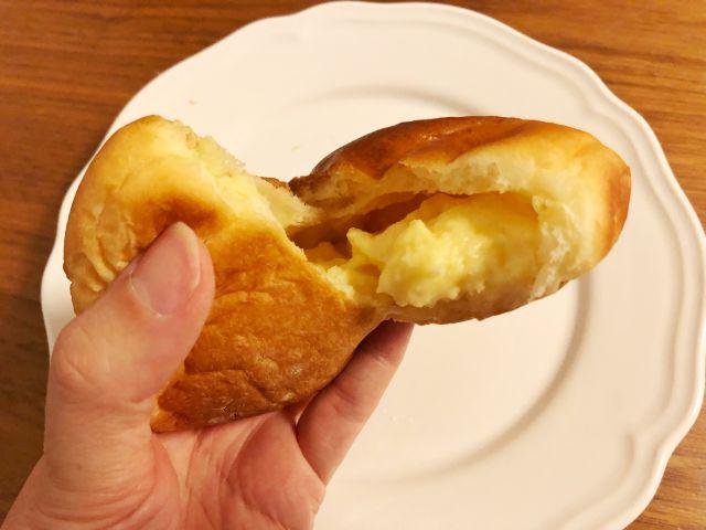 桜山 パン【ブレヴァン Bre'-Vant】クリームパン2