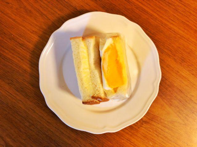 桜山 パン【ブレヴァン Bre'-Vant】甘いサンドイッチ