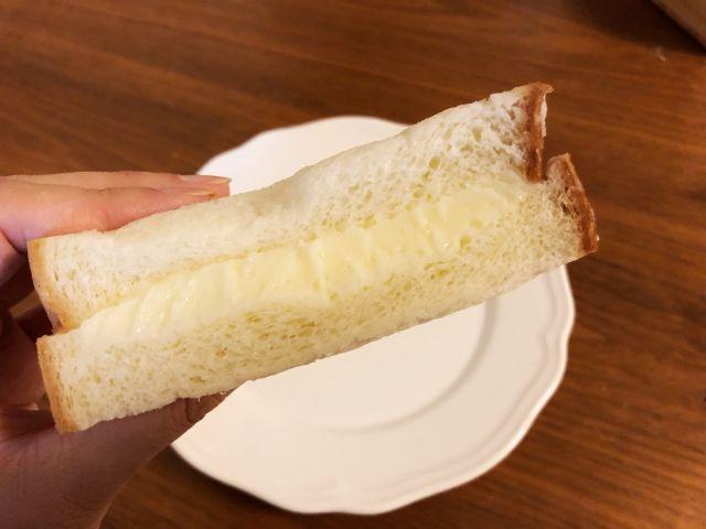 桜山 パン【ブレヴァン Bre'-Vant】ミルクサンド2