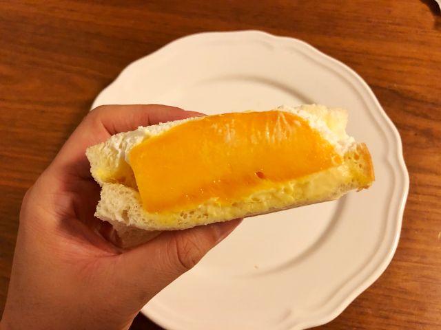 桜山 パン【ブレヴァン Bre'-Vant】フルーツサンドマンゴー