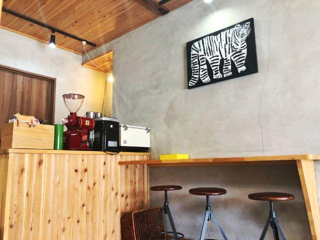 桜山【キムラカフェ(KIMURA CAFE)】店内1