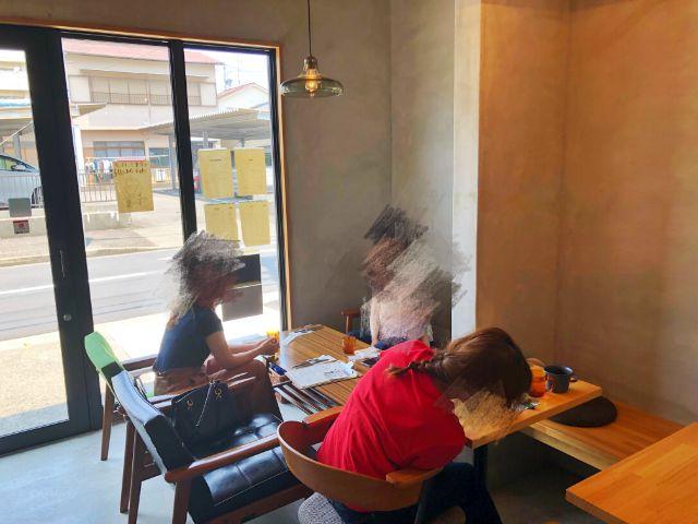 桜山【キムラカフェ(KIMURA CAFE)】店内2