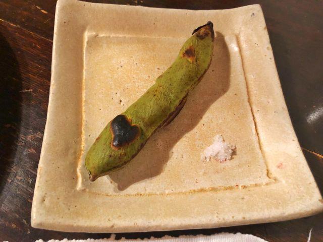 本山/名古屋大学【薬草labo棘(とげ)】オーガニック、ビーガン 焼きそら豆