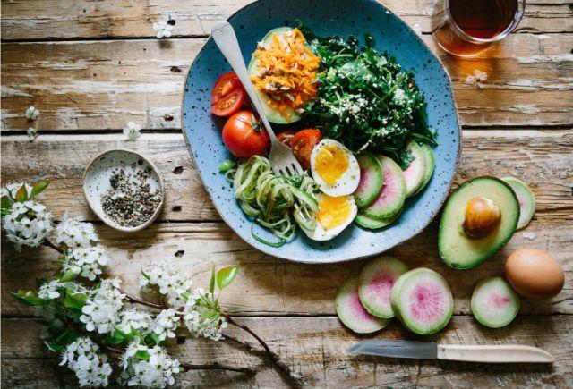 ダイエットコーチング(オンラインダイエット)食事イメージ